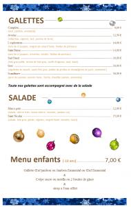 menu noel 2017
